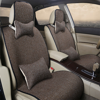 Car seat cover auto seat covers for Fiat bravo Ottimo albea freemont Interior Accessories full setCar Seat Protector Covers