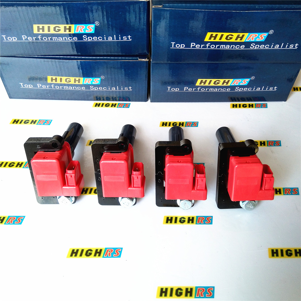 IGNITION COILS FIT SUBARU Forester Impreza Wrx Sti Outback Legacy Gt EJ255 EJ257 Turbo COIL PACKS
