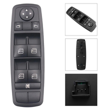 Power Window Switch For Mercedes-Benz GL 350 320 ML350 450 R350 2518200110 2518300090 9051 Front Left Window Master Switch sktoo for kia sportage r window lifter switch assembly with the mirror fold the left front door glass levelers switch with high