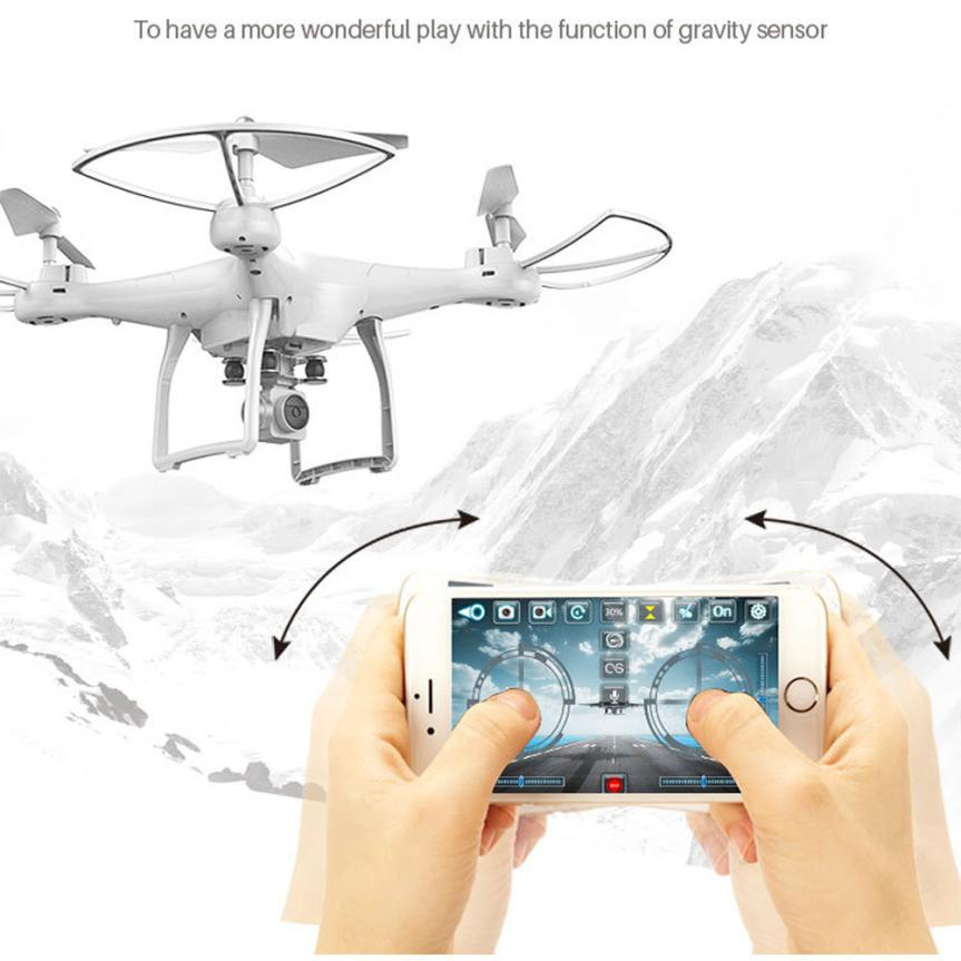 X10 2.4Ghz Quadcopter Camera WIFI FPV Headless Mode Altitude Hold RC Drone Drop Shipping Y821 jjrc h12wh wifi fpv with 2mp camera headless mode air press altitude hold rc quadcopter rtf 2 4ghz