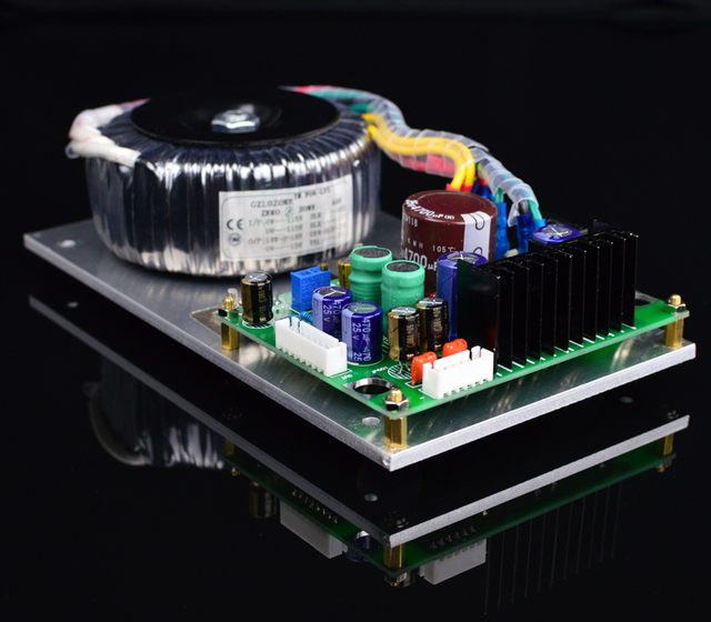 Aliexpress.com : Buy Details about NEW model Linear Power supply ...