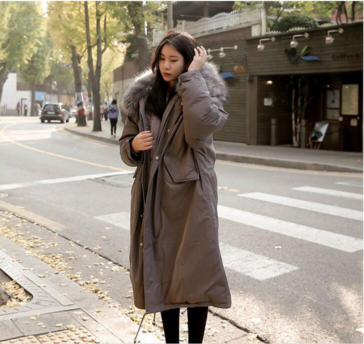 2017 New Winter Collection Hot Winter Women Coat Jacket Warm High Quality Woman Parkas Winter Overcoat Female Long Coat new winter collection women winter coat jacket warm woman parkas female overcoat high quality feather cotton coat plus size 5xl