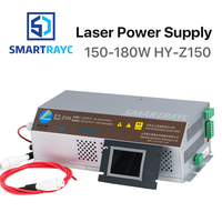 Smartrayc 150 180W CO2 Laser Power Supply Monitor AC90 250V EFR Tube for CO2 Laser Engraving Cutting Machine HY Z150