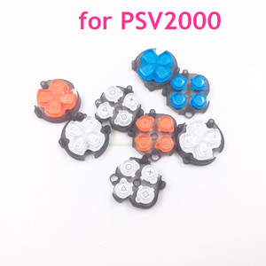 Image 1 - Red/ Blue/ White Color New Cross Button Direction Button Function Button replacement for PS Vita 2000 for PSV2000 PSV 2000