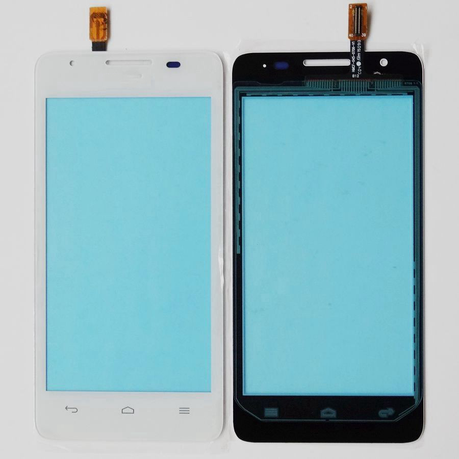 Free Shipping 100% test Touch Screen Digitizer For Huawei Ascend G510 G520 G525 U8951 Front Glass Sensor Touchscreen Touch Panel
