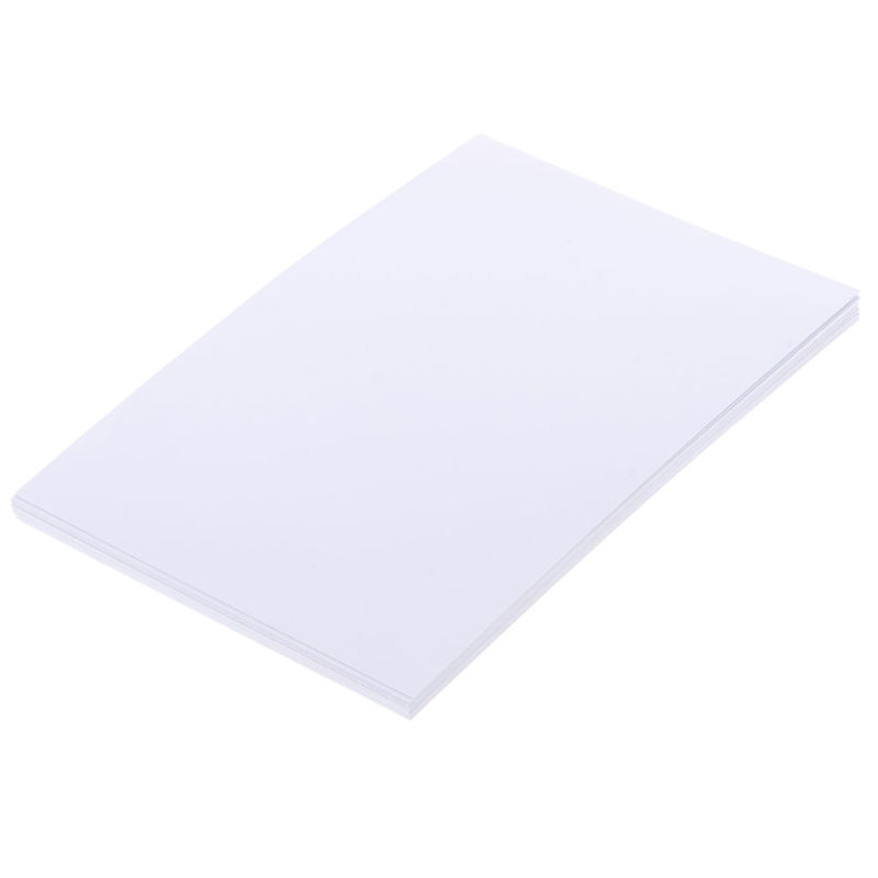 "1 Set / 20 Sheets 4""x6"" High Quality Paper White Glossy 4R Photo Paper 200gsm For Inkjet Printers"