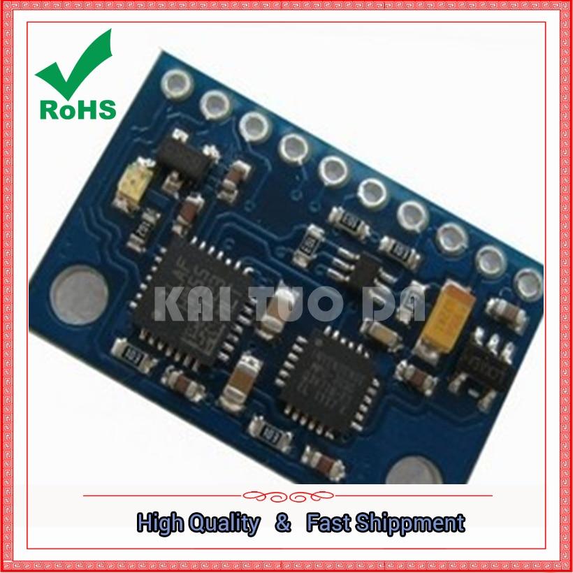 GY-83 9-axis module 9DOF attitude meter module MPU-3050 LSM303DLH module boardGY-83 9-axis module 9DOF attitude meter module MPU-3050 LSM303DLH module board