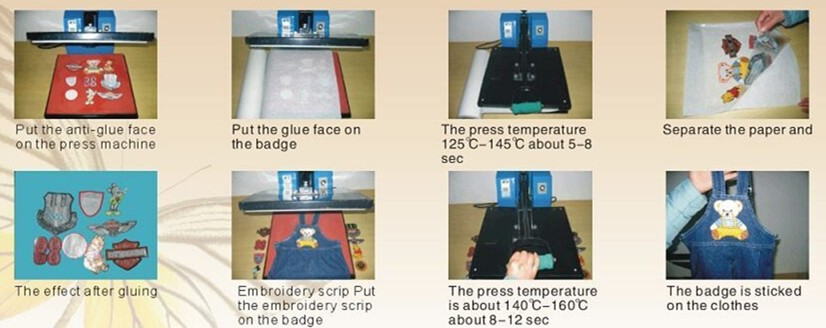 usage of hot press