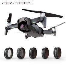 PGYTECH NOVO MAVIC Air Filtros de Lente UV CPL Filtro Para DJI kit Filtro ND4 ND8 ND16 ND32 MAVIC Ar Drone Acessórios Da Câmera