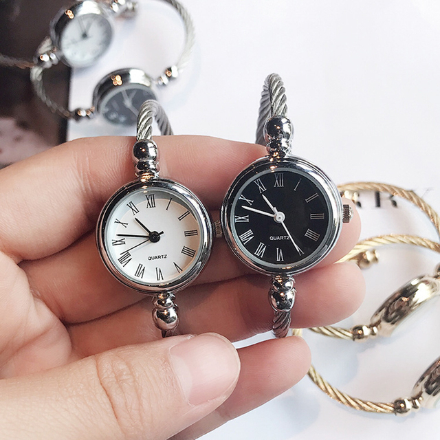 Women's Elegant Small Bracelet Watch