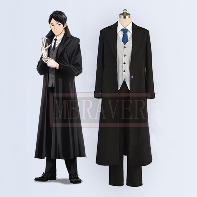 Hot Sale Noragami ARAGOTO Ebisu Cosplay Costume Any Size ... f1f180923