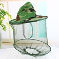 Best Price Hot Camouflage Mosquito Insect Hat Bug Mesh Head Net Face Protector Beekeeping Work Garden Supplies