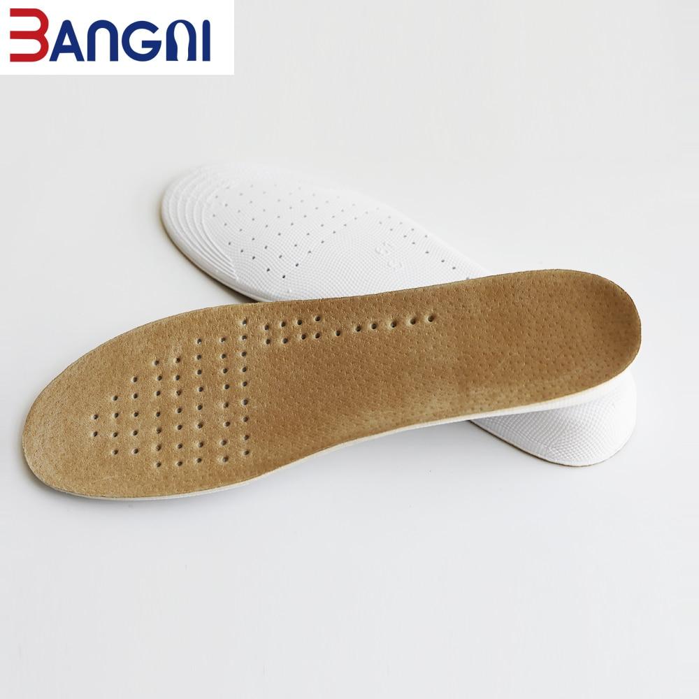 3ANGN 1.5 cm-3.5 cm de aumento de la altura de la piel plantillas de - Accesorios de calzado - foto 5