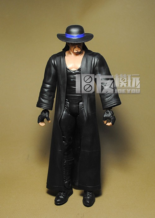 Limited! 18CM High Classic Toy Super Movable Wrestler UT occupation wrestling gladiators Undertaker action figure Toys