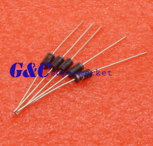 50PCS HER208 2A 1000V Rectifiers Diode