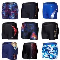 361 мужские шорты, Профессиональные плавки, эластичные дышащие шорты для плавания, боксеры, летние пляжные шорты для бассейна, Шорты для плав...