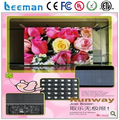 2017 2018 Leeman Sinoela P10 P12 P16 P20 P31.75 P37.5mm mesh strip indoor full color portable flexible led screen curtain