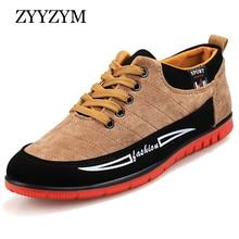 Men Casual Shoes Autumn Winter Hot Sale Fashion Rubber Lace-Up Warm Add Plush Flat leisure shoe