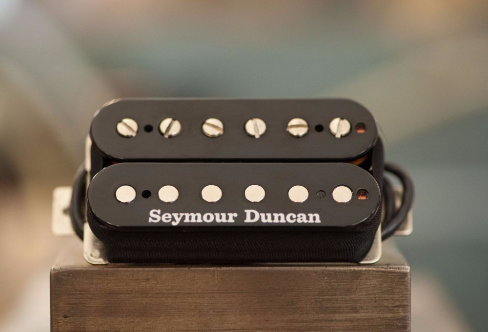 seymour duncan sh 2 jazz model pickup neck bridge made in usa with retail packaging in guitar. Black Bedroom Furniture Sets. Home Design Ideas