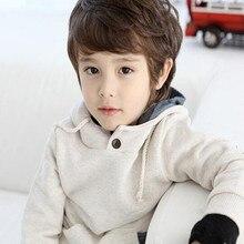 Лидер продаж осенние модные детские толстовки с длинными рукавами для мальчиков пуловеры Теплые детские пальто Топы для мальчиков Clothing(China (Mainland))