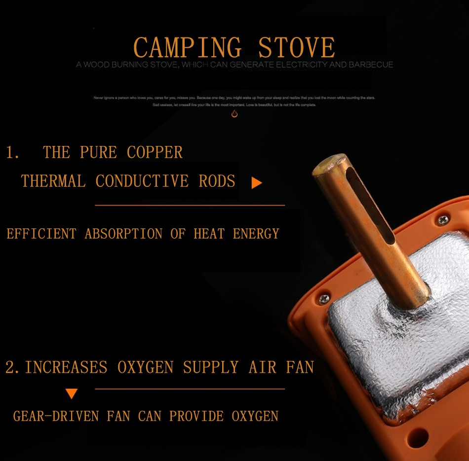 Ultralight Stainless Steel Stove With Usb Chargeable Device For Biolite Wiring Diagram The Wood Burning Campstove Combines Benefits Of A Lightweight Backpacking And An Off Grid Power Charger So You Can Cook Meal While