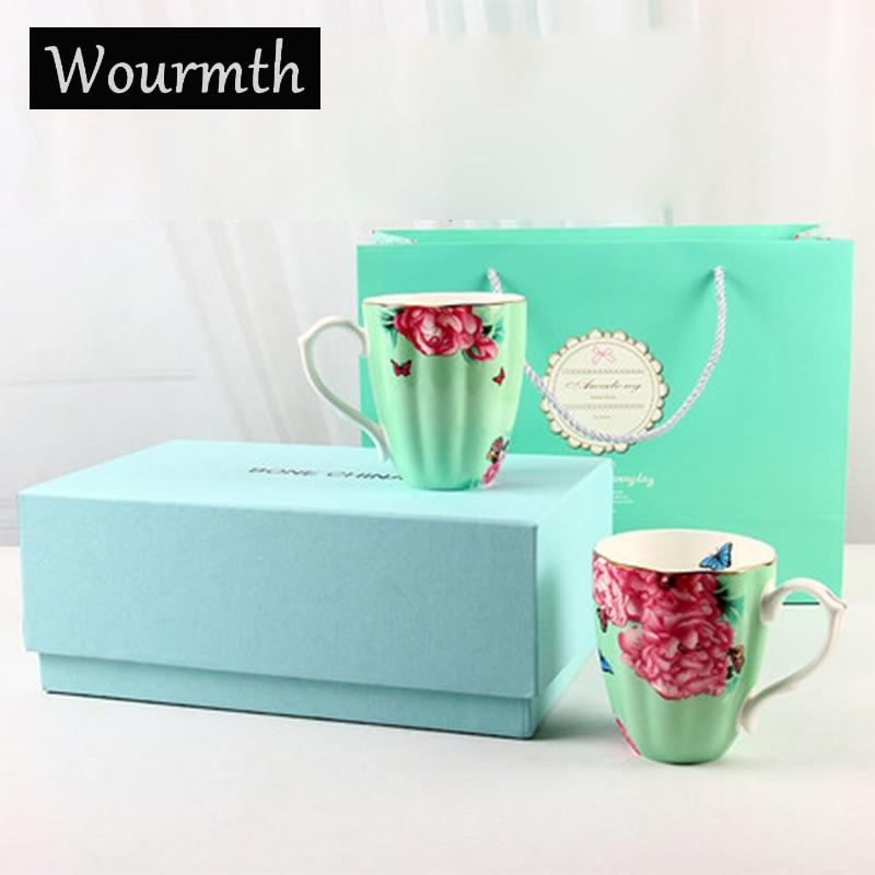 Wourmth Keramik Tassen Und Becher Großen Kapazität Top Grade Porzellan Kaffee Becher Wasser Behälter Keramik Tee Tassen Berühmte Marke-in Tassen aus Heim und Garten bei  Gruppe 1