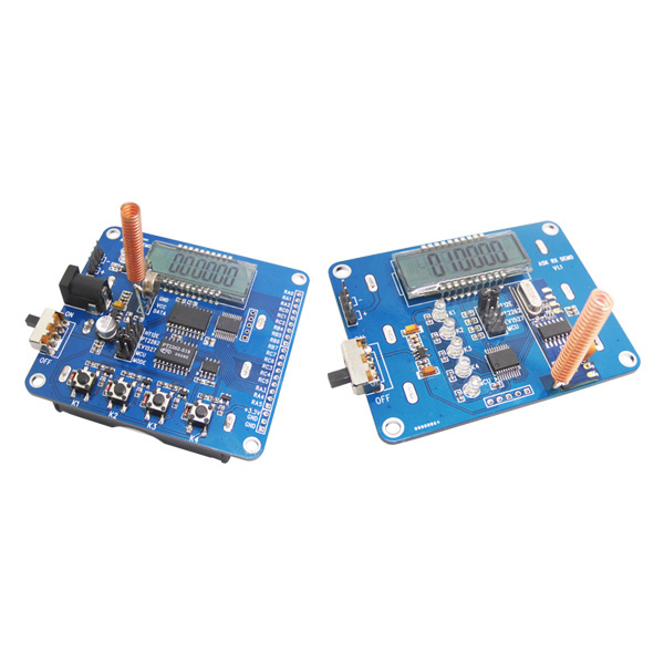 bilder für 1 paare/los Dev boards für ASK trasnmitter STX882 und empfänger SRX882, FRAGEN Fehlersuche LCD DEMO kit