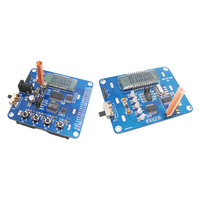 1 Pair Lot Dev Boards For ASK Trasnmitter STX882 And Receiver SRX882 ASK Debugging LCD DEMO