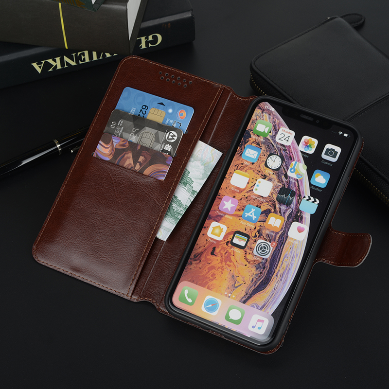Classic Wallet Case For <font><b>Gionee</b></font> <font><b>F103</b></font> <font><b>Pro</b></font> PU Leather Vintage Flip Book Cover Fashion Cases For <font><b>Gionee</b></font> M6 M 6 image