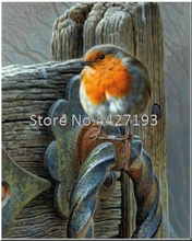 bird painting full diamond embroidery bead patterns square 5d diy Mosaic rhinestones needlework