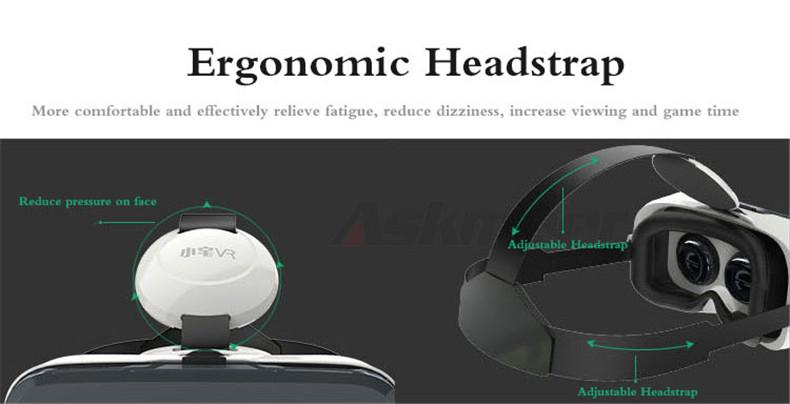 3D VR Glasses Headset    Virtual Reality Google Helmet Cardborad gafas   oculos 3d (15)
