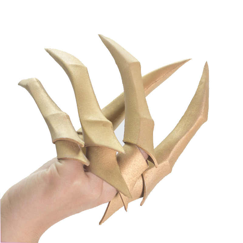 How to make Origami Claws-Origami tutorial   Origami dragon ...   800x800