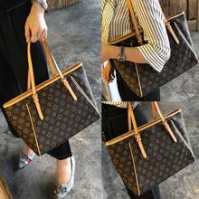 New Luxury Handbags Women Bags Designer Genuine Leather Ladies Bag Large Capacity Shoulder Crossbody Handbag Tote