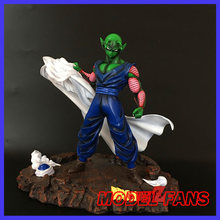 FÃS MODELO Original NEW Dragon ball 30 centímetros resina GK Piccolo modelo boneca Action Figure Toy Model Collection(China)