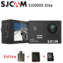 Original SJCAM SJ5000X Elite WiFi 4K 24fps Gyro Sports DV 2 0 LCD Waterproof Action Camera