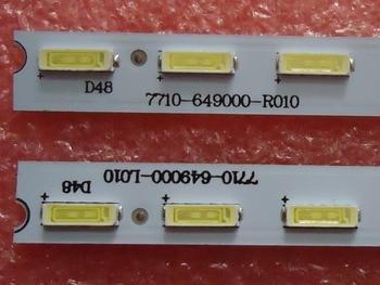 49E710U CRH-A4970201204R479 Rev1.1 1555-R4900100-01  led light  1pcs=48led 540mm