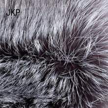 Star Fur 2018 Genuine Silver Fox Fur Hats Men Real Raccoon Fur Lei Feng Cap for Russian Men Bomber Hats with Leather Tops 1002
