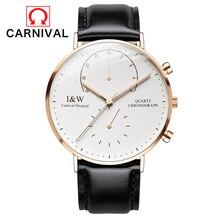Horloges Quartz Waterdichte Klokken