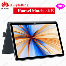 12.0 cal HUAWEI Matebook E 2019 4G Tablet PC LPDDR4X intel core SDM850 Windows 10 id odcisku palca OTG 2160*1440 IPS 4780mAh@7.6V(China)