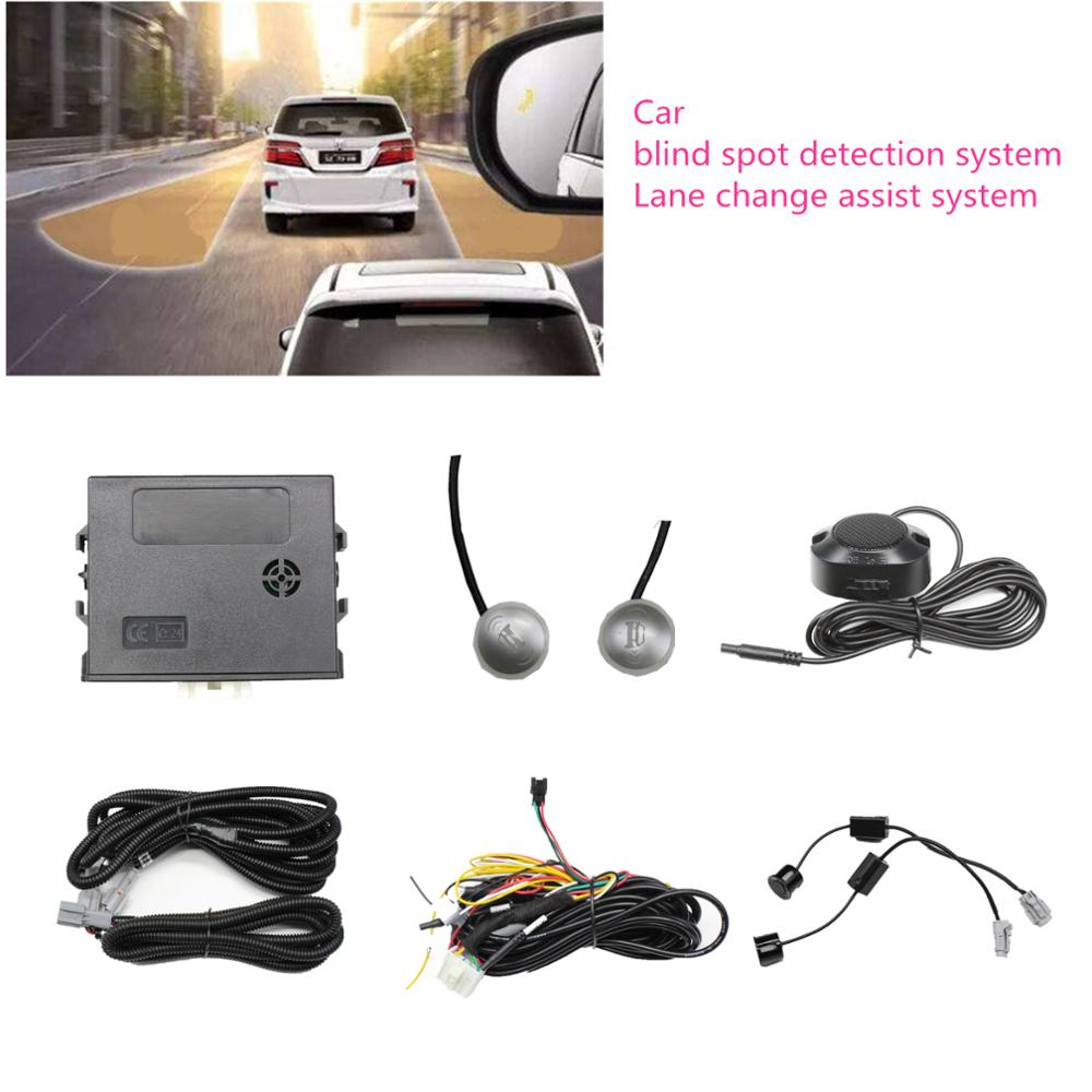 Best Blind Spot Detection System Easy change lane more security reduce no zone car blind spot system,driver assistant car safe image