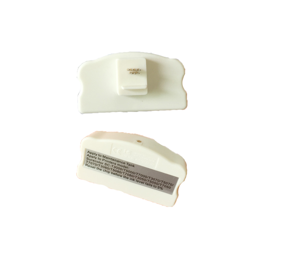 T3000 Maintenance Tank Chip Resetter For Epson T3200 T5200 T7200 T3000 T5000 T7000 T3050 T5050 T7050 T3070 Wast Ink Tank Reseter for epson t6193 maintenance tank resetter for sc t3000 t5000 t7000 t3070 t5070 f6070 1pcs waste ink tank for free