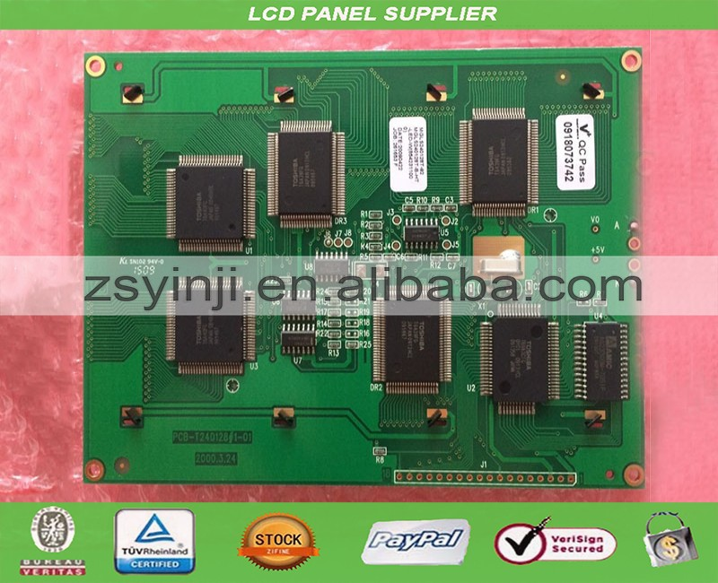 Lcd Display Panel MGLS240128T-B-HT