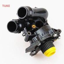 TUKE 1.8 T 2.0 T Montagem Da Bomba de Água De Refrigeração Do Motor Para VW Jetta Golf MK5 MK6 Tiguan Passat B6 B7 A6 Octavia 06 H 121 026 06H121026