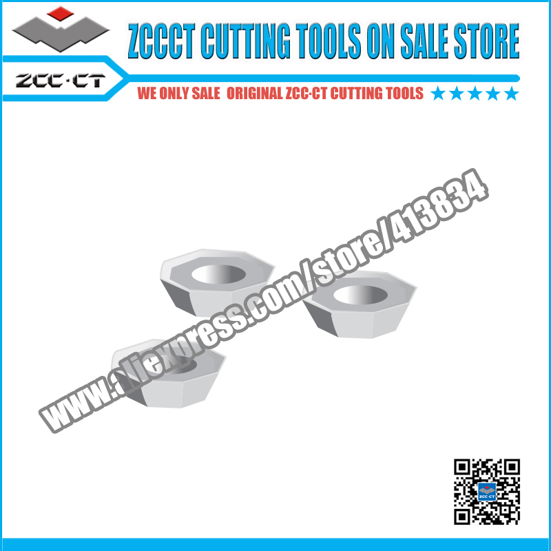 10pcs ZCC machinery tool OFKT05T3 LH YD101 OFKT05T3 ZCCCT tool cutter ZCCCT Inserts cutting tools cutters