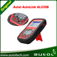 Autel Autolink AL539B OBDII/EOBD Fault Code Reader And Electrical Battery Test Tool online update al 539b