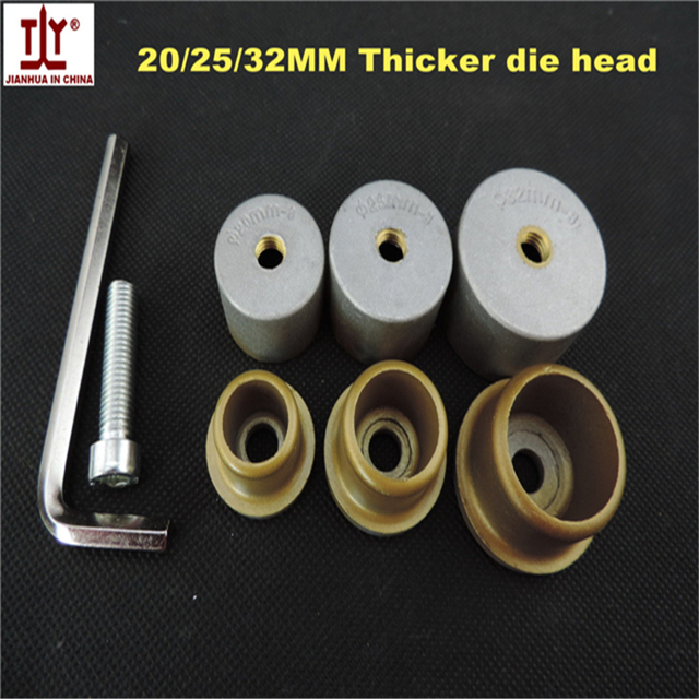 Free Shippng Plumber Tool Welding Parts,Thicker 20mm /25mm/32mm Die ...