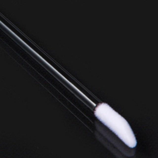 50 Pcs Disposable Lip Brush Eyelash Makeups Brushes Lash Extension Mascara Applicator Lipstick Wands Set Cosmetic Makeup Tools 3