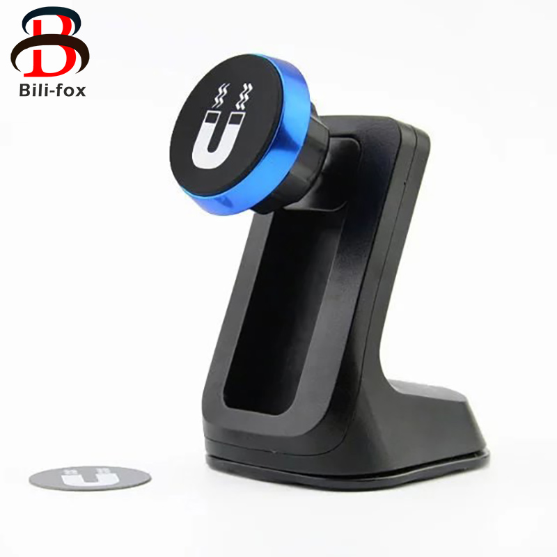 Magnetic Car font b Phone b font Mount Holder Stand for Samsung for iPhone Huawei Xiaomi