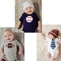 2016 verão recém-nascido roupas de bebê roupas de bebê bonito Romper macacão escalada roupas Recem Nascido