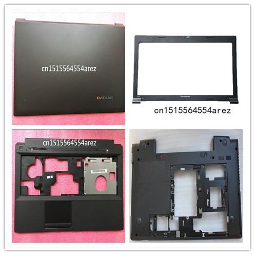New Original Laptop Lenovo B590 LCD Rear Cover Case/LCD Bezel/Palmrest/Base Bottom Cover 90201909 90201910 90201912 90201907